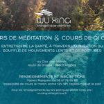 Cours de Qi Gong et Méditation