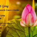 Stage de Qi Gong le 8 mars à Antibes